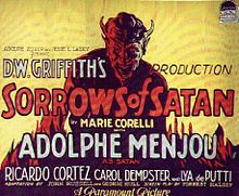 Watch The Sorrows of Satan Full-Movie Streaming