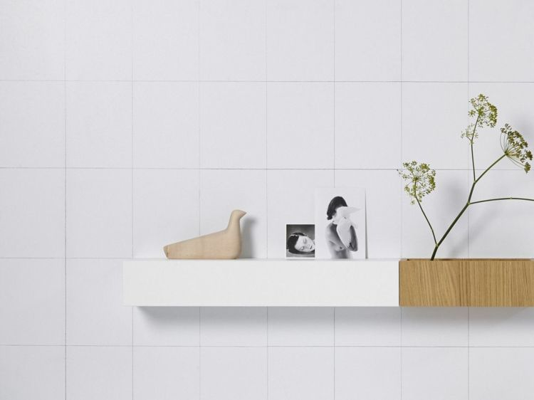 InGrid badezimmer möbel badfliesen regal Bathroom furniture - designer mobel bucherregal
