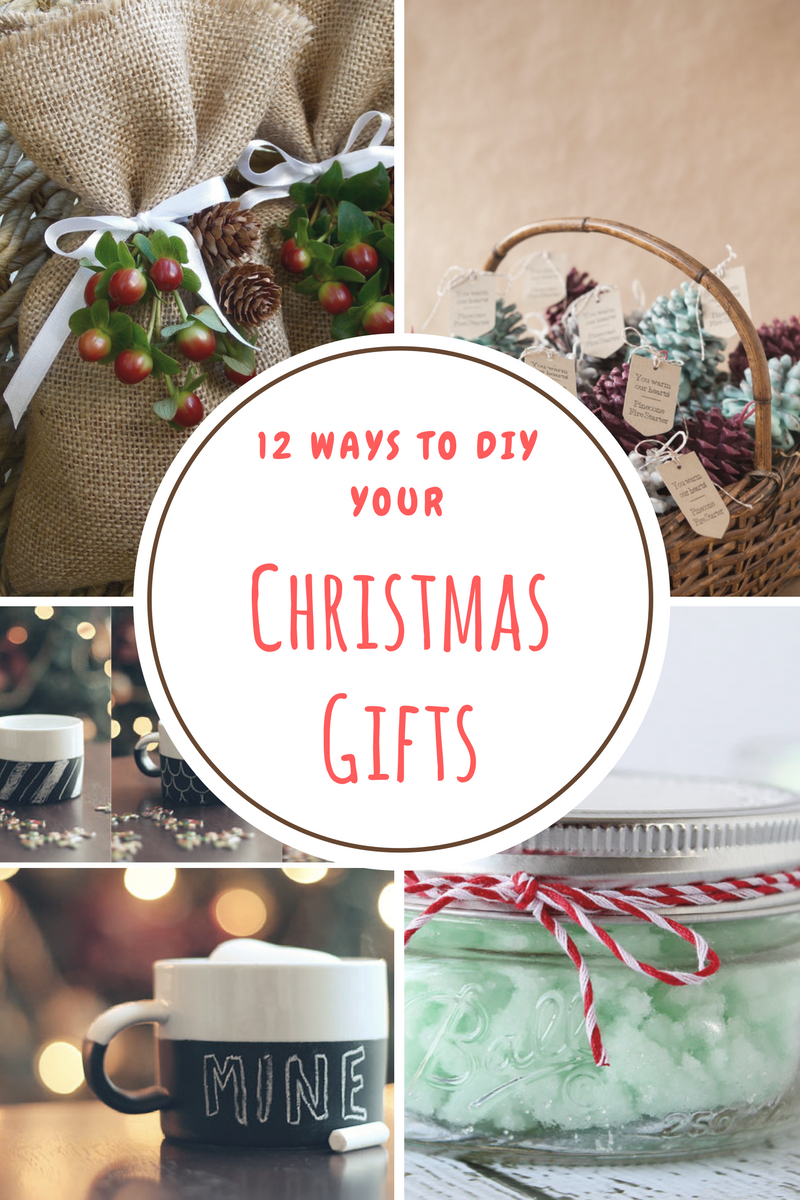 Christmas gifts, DIY christmas, gift ideas, popular pin