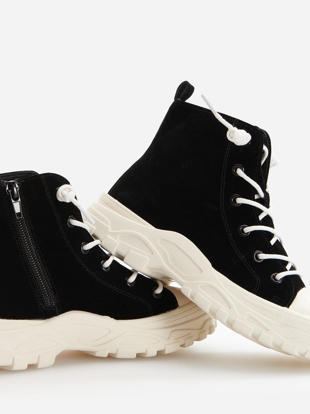Kupuj Online Wysokie Buty Trekkingowe Reserved Zv150 99x High Top Sneakers Shoes Sneakers