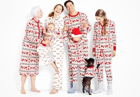 6e39ce4166 Scandinavian Gift-Giving Guide  Hanna Andersson s family matching pajamas  will make the season bright!