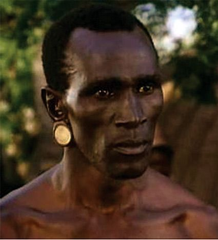 shaka zulu henry cele the actor who played the part of