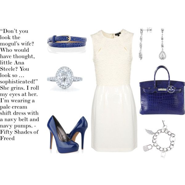"""""""Fifty"""" created on Polyvore"""