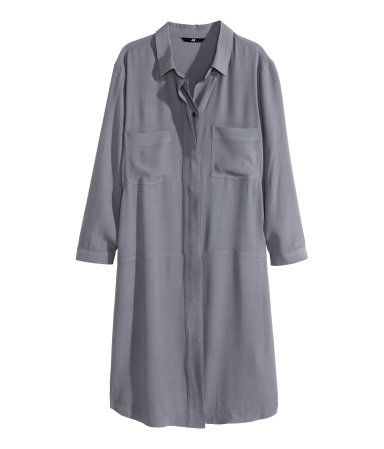 Shirt dress. Product Detail | H&M NO
