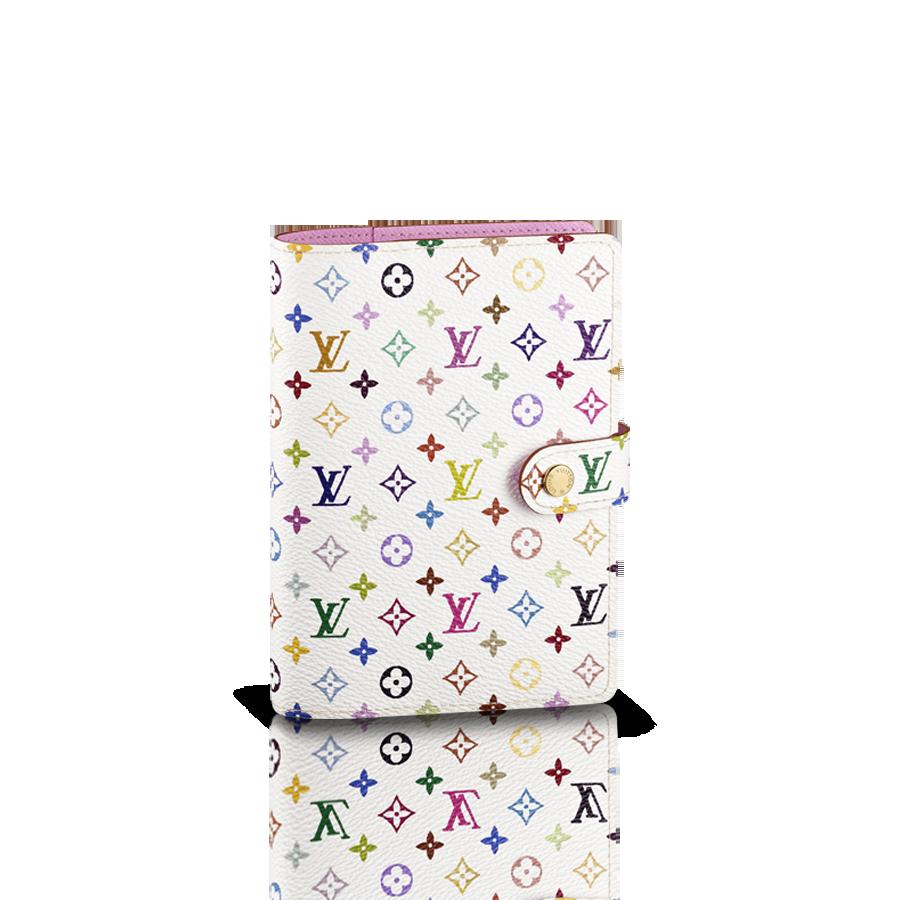 Small Ring Agenda Cover Via Louis Vuitton