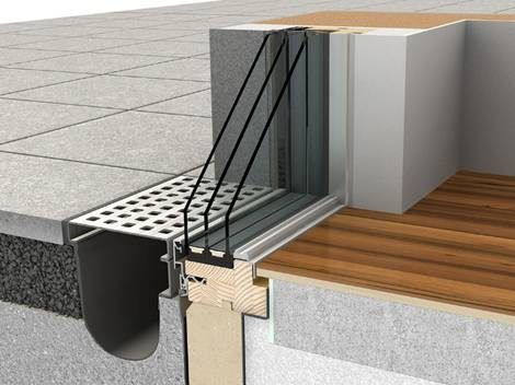 New product release panorama frameless system hx300 - Exterior concrete leveling products ...
