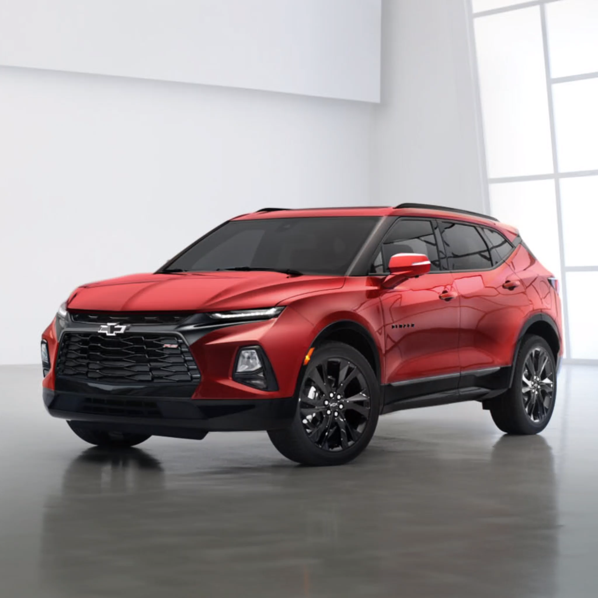 Here S Your Reason To Switch To A New Chevy Blazer Video In 2020 Chevy New Cars New Chevy