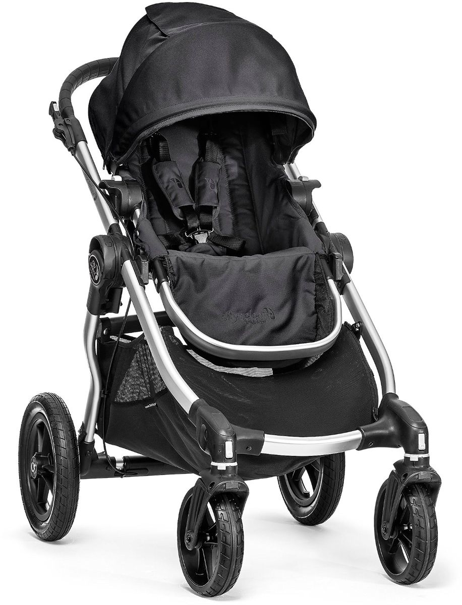 Baby Jogger City Select Single Stroller Onyx Baby