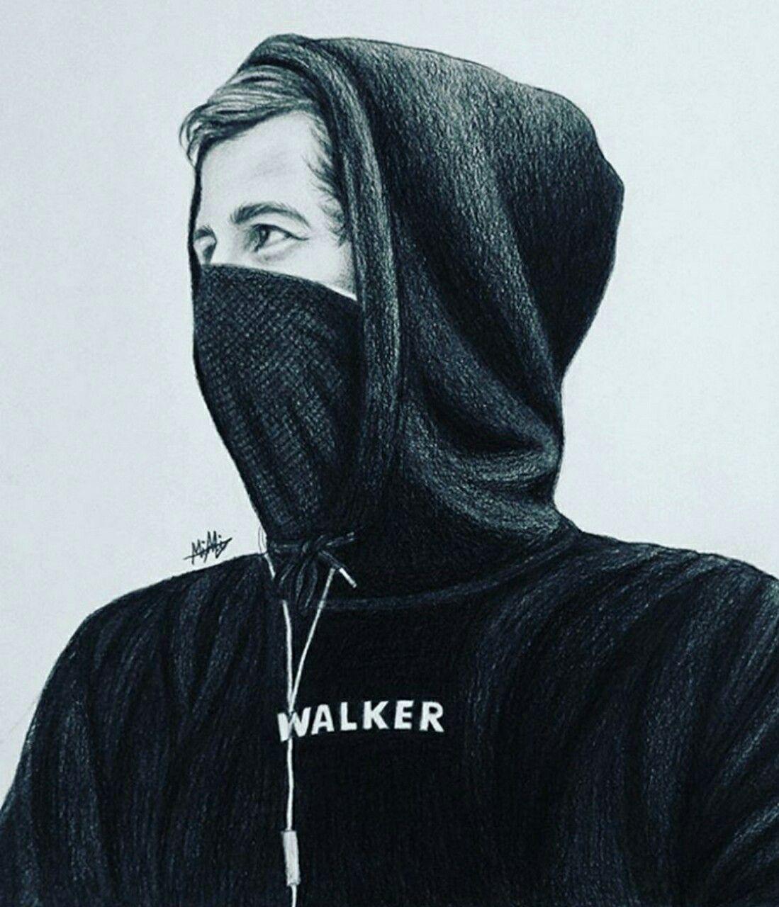 Pin de Hollimae en Alan Walker | Alan walker, Dj alan walker, Dibujos de  marshmello