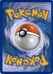 dos de carte pokemon Les plus belles cartes d'invitation pour un anniversaire Pokemon