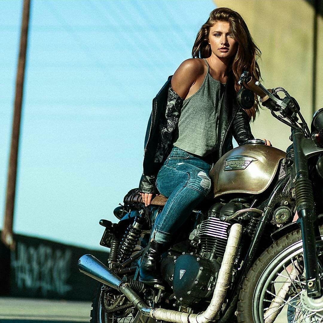 Biker girls videos — 14