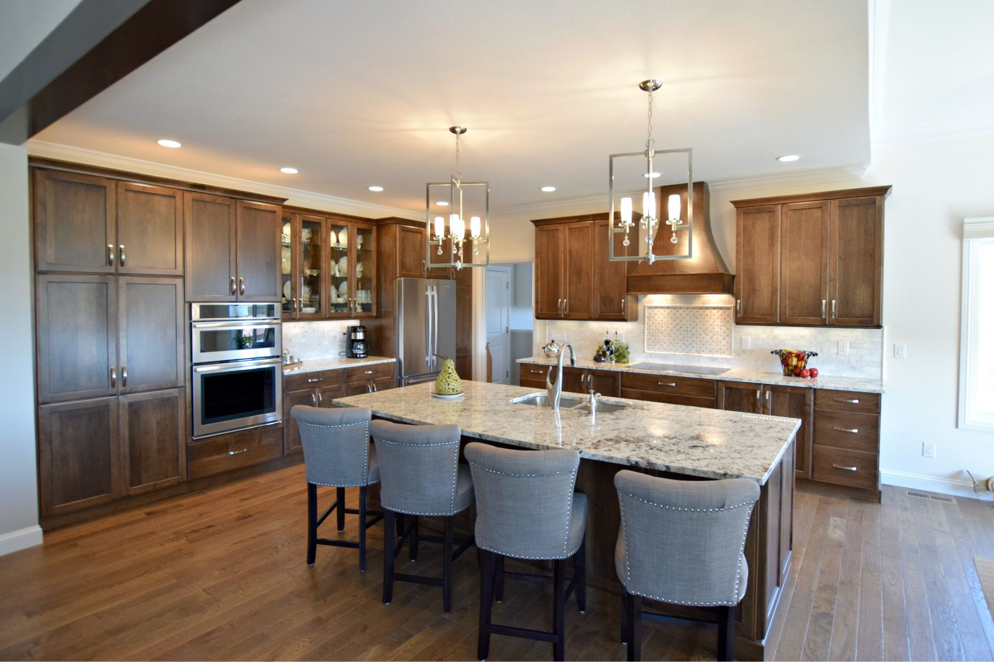 BKC Kitchen and Bath | Mid Continent Cabinetry | Traditional ...