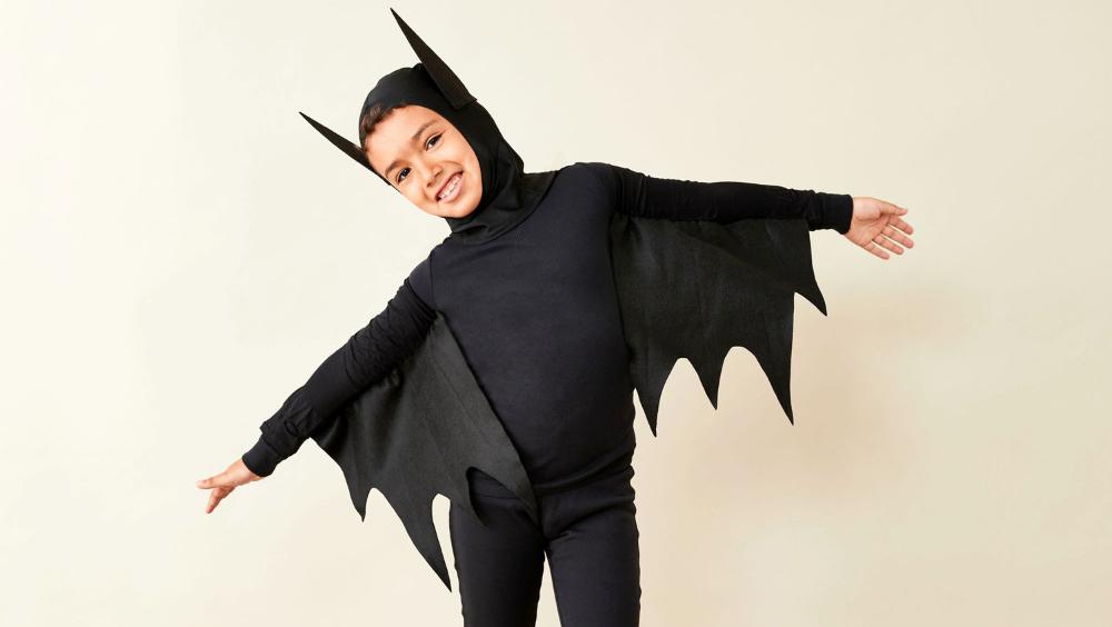 Bat Costume Bat costume, Diy bat costume, Costumes