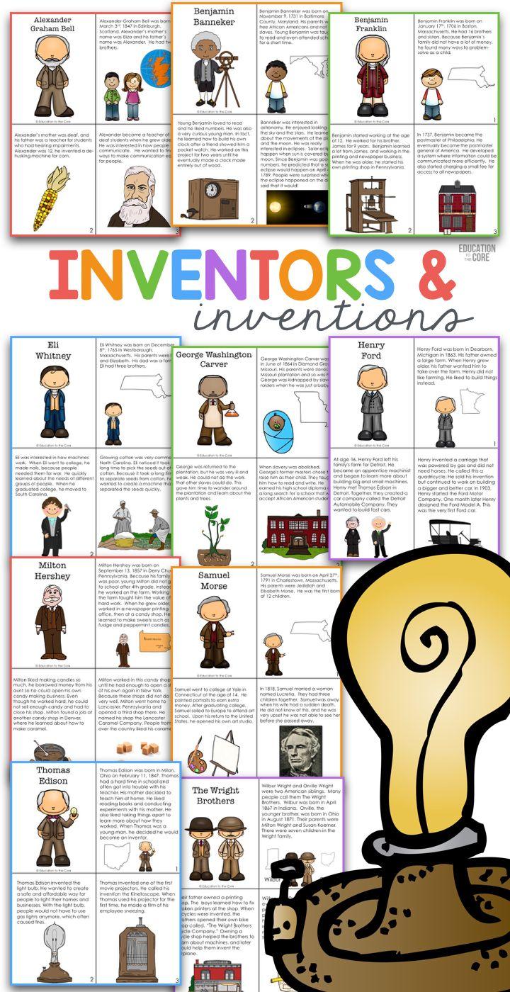 Interesting inventions essay