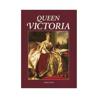 Pitkin guide - Queen Victoria - Historic Royal Palaces online gift shop