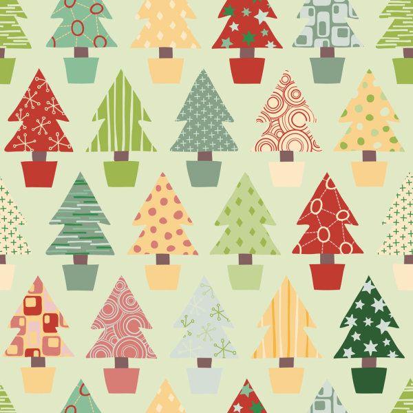 4 Designer Vector Elegant Christmas Background Pattern 05 Vector Christmas Background Christmas Paper Christmas Pattern