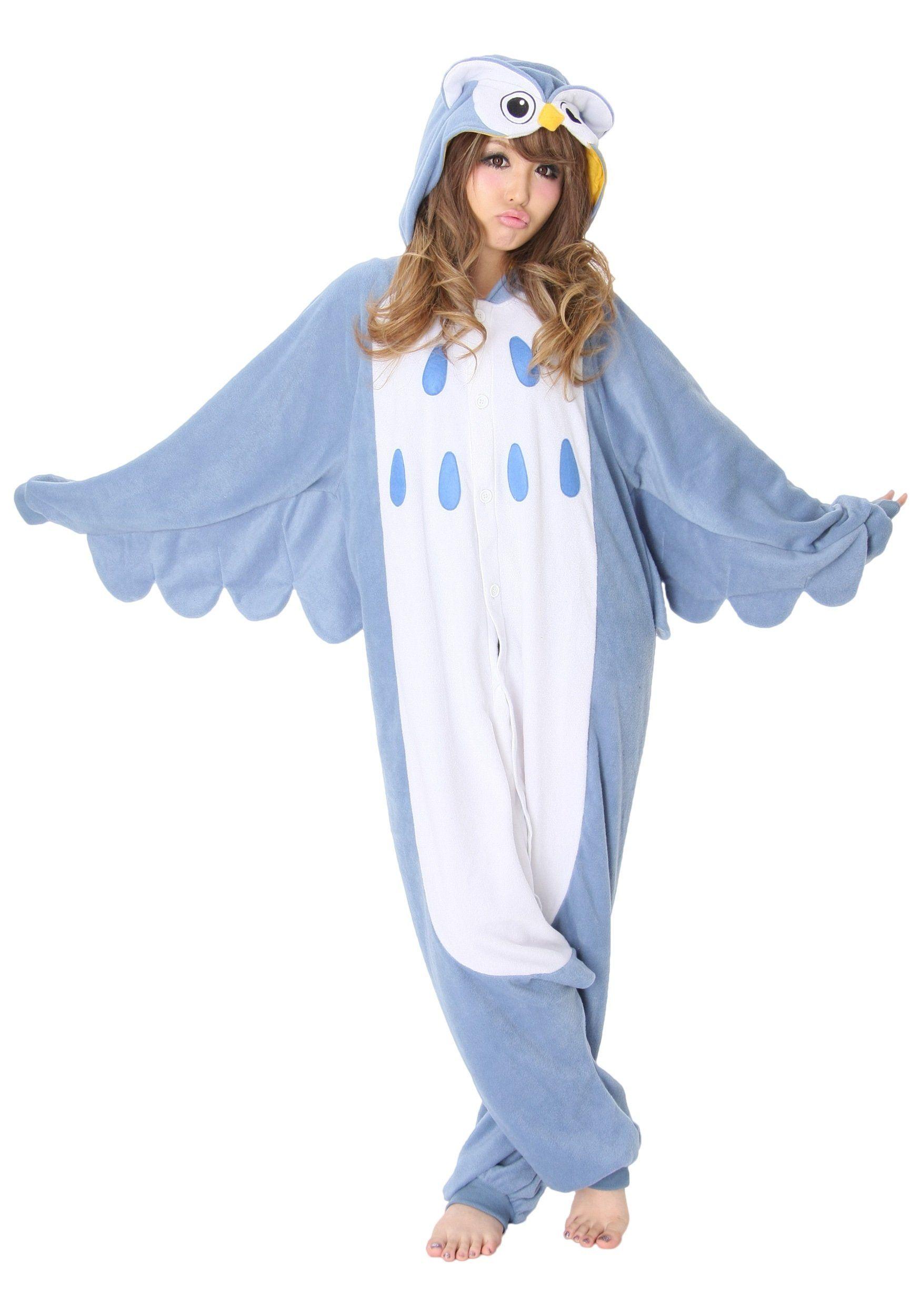 Japan Sazac Original Kigurumi Pajamas Halloween Costumes \