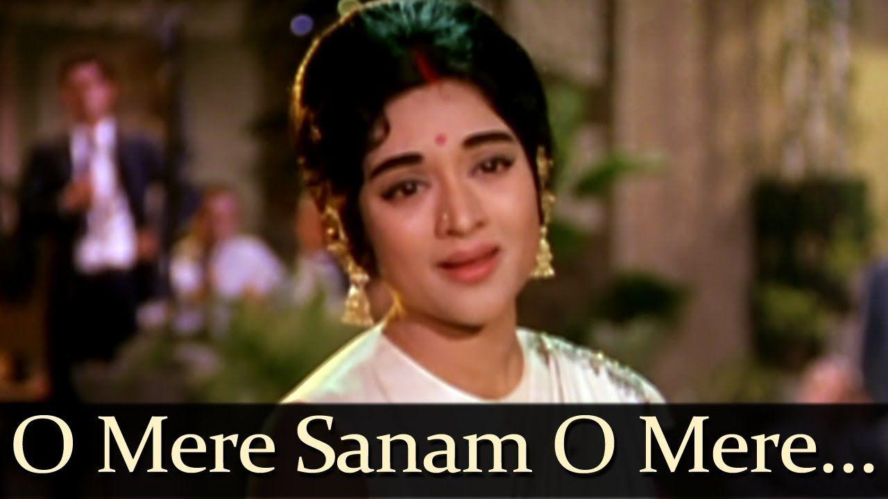 Sangam - O Mere Sanam O Mere Sanam - Mukesh - Lata