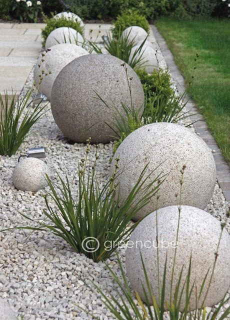 Photo of Cool and Unique DIY Garden Globes | The Garden Glove