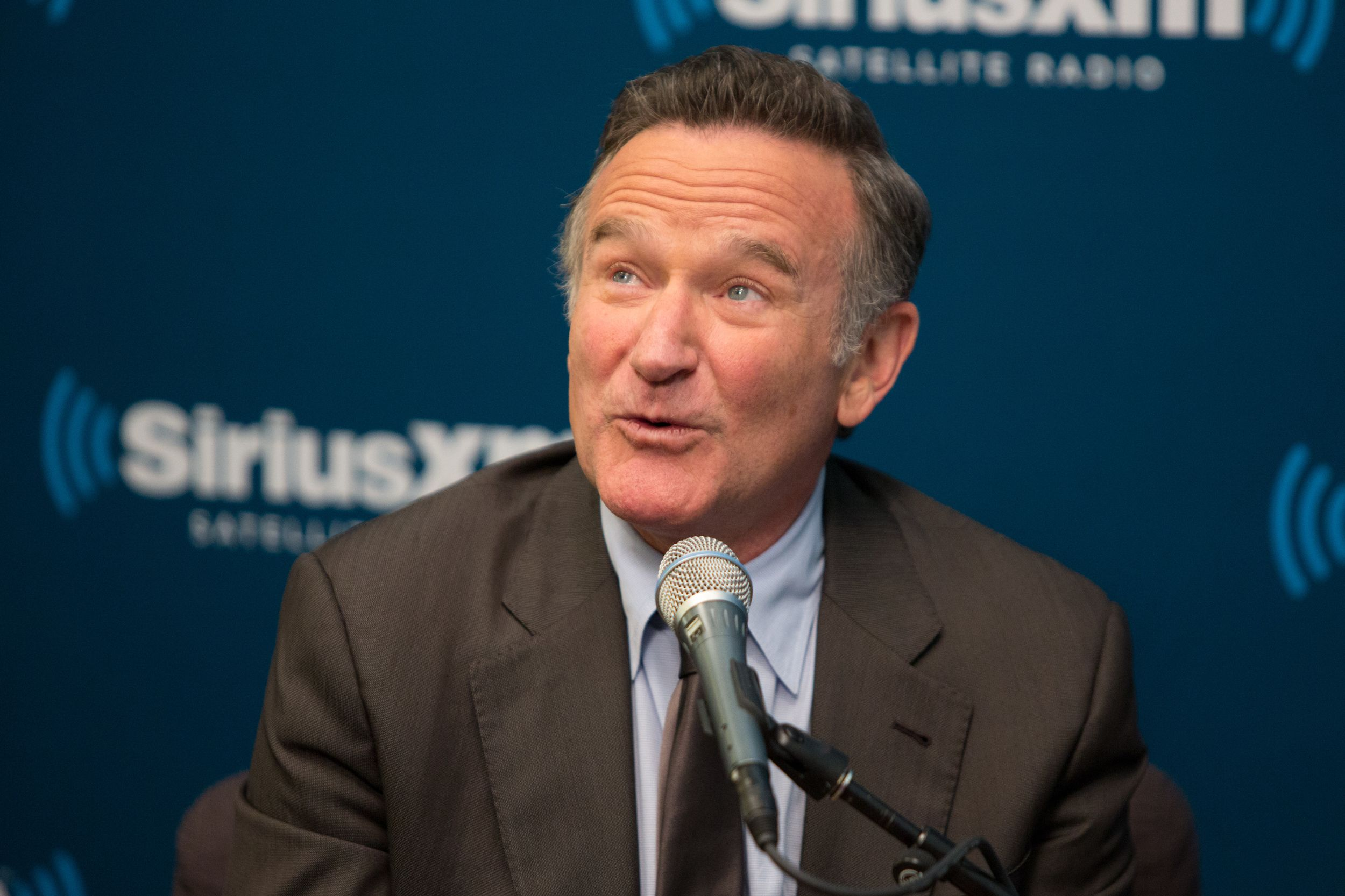 Robin Williams boisterous comedy star dead at   Gone But Not