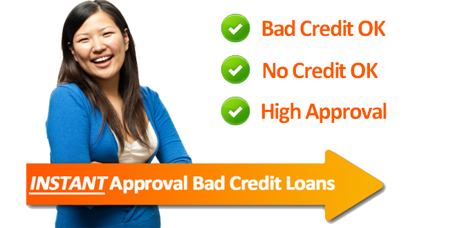 Instant Loans For Bad Credit >> No Credit Look Into Bad Credit Payday Loans At Loans For