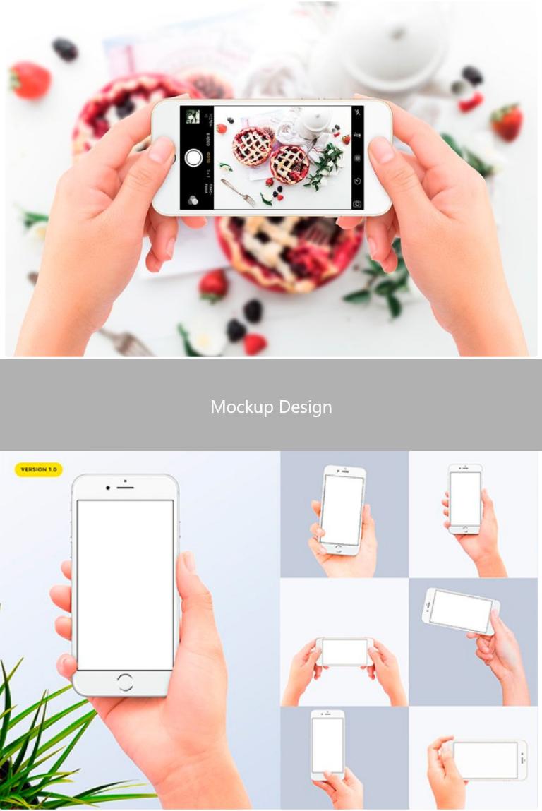 Download Hands Holding Iphone 7 Mockups New Elegant Logo Mockup Design Iphone