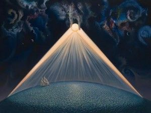 Divine Geometry by Vladimir Kush