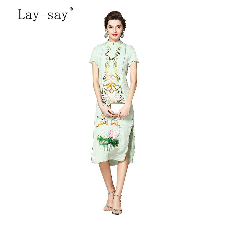 Click to buy ucuc chinese traditional dress fashion design