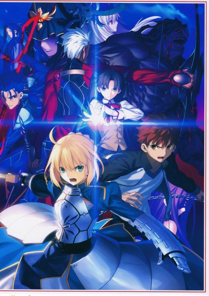 [페이트 스테이 나이트 리메이크] Fate/stay night Unlimited Blade Works