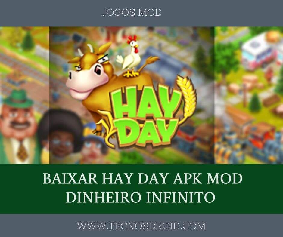 Baixar Hay Day Apk Mod Dinheiro Infinito Para Android Atualizado