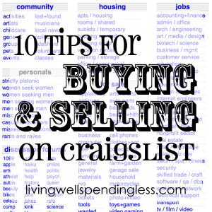 Sell On Craigslist Households in ohio and dayton. sell on craigslist