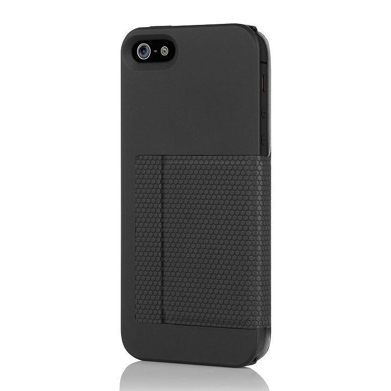 Incipio Lgnd iPhone 5 Cell Phone Case, Black