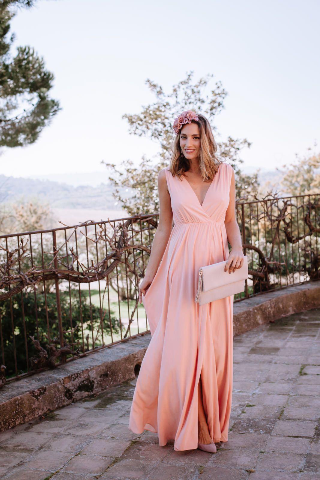 Look invitada: sweet pink Invitadas - Confesiones de una Boda | boda ...