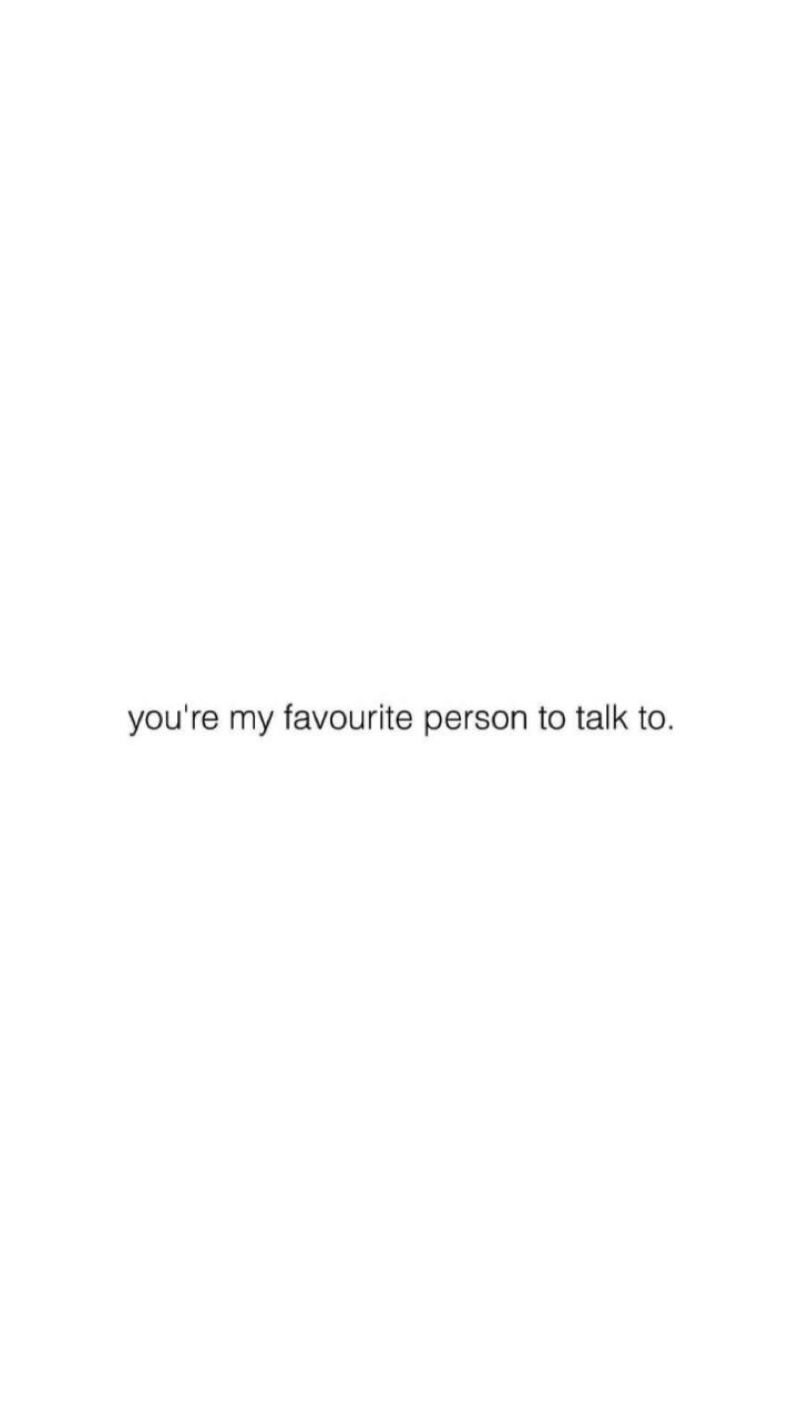 You really were. Now, I don't wanna talk to anyone. Being stuck in the hospital is peaceful because I don't have to talk to anyone but the nurses.