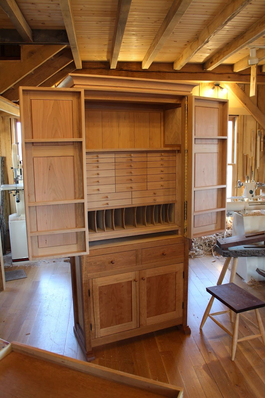 crowning moment - Tool Cabinets