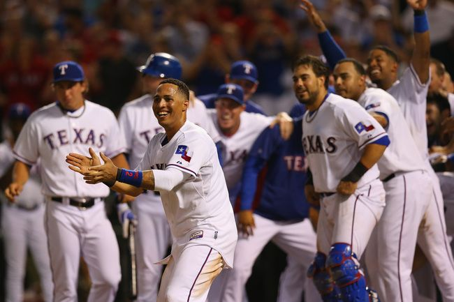 All The Wild Videos, Images Of MLB's 'Walk-off Week