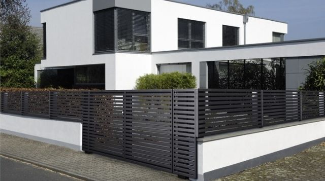 Gartenzaun Sichtschutz Modern Holz Igelscout Info Garden Fence