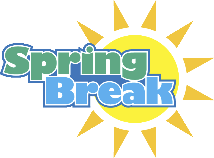 50+ Spring break clipart images ideas in 2021