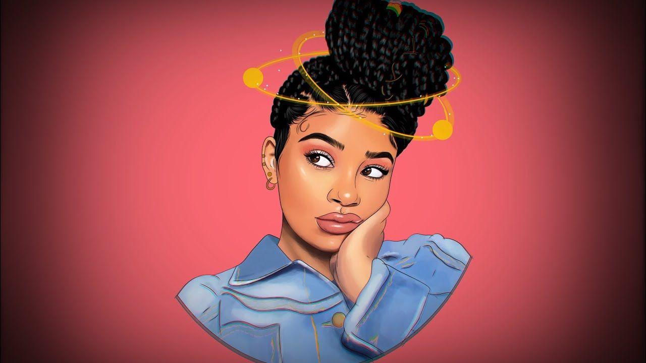 How To Cartoon Yourself On Adobe Draw Youtube Photo To Cartoon Cartoon Yourself Photoshop Black Girl Cartoon