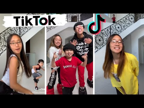 6 Best Of Tiffany Dances Tiktok Compilation Featuring Justmaiko And The Shluv Family Youtube Dance Tiffany Best