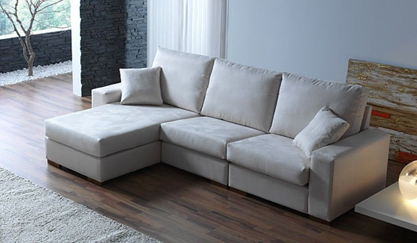 Sofá con Chaise Longue #decoracion #sofas : chaise long sofa - Sectionals, Sofas & Couches