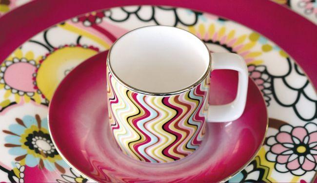 Been coveting the Missoni Margherita tableware range for yeaaaars! I\u0027m inlove with the & Been coveting the Missoni Margherita tableware range for yeaaaars! I ...