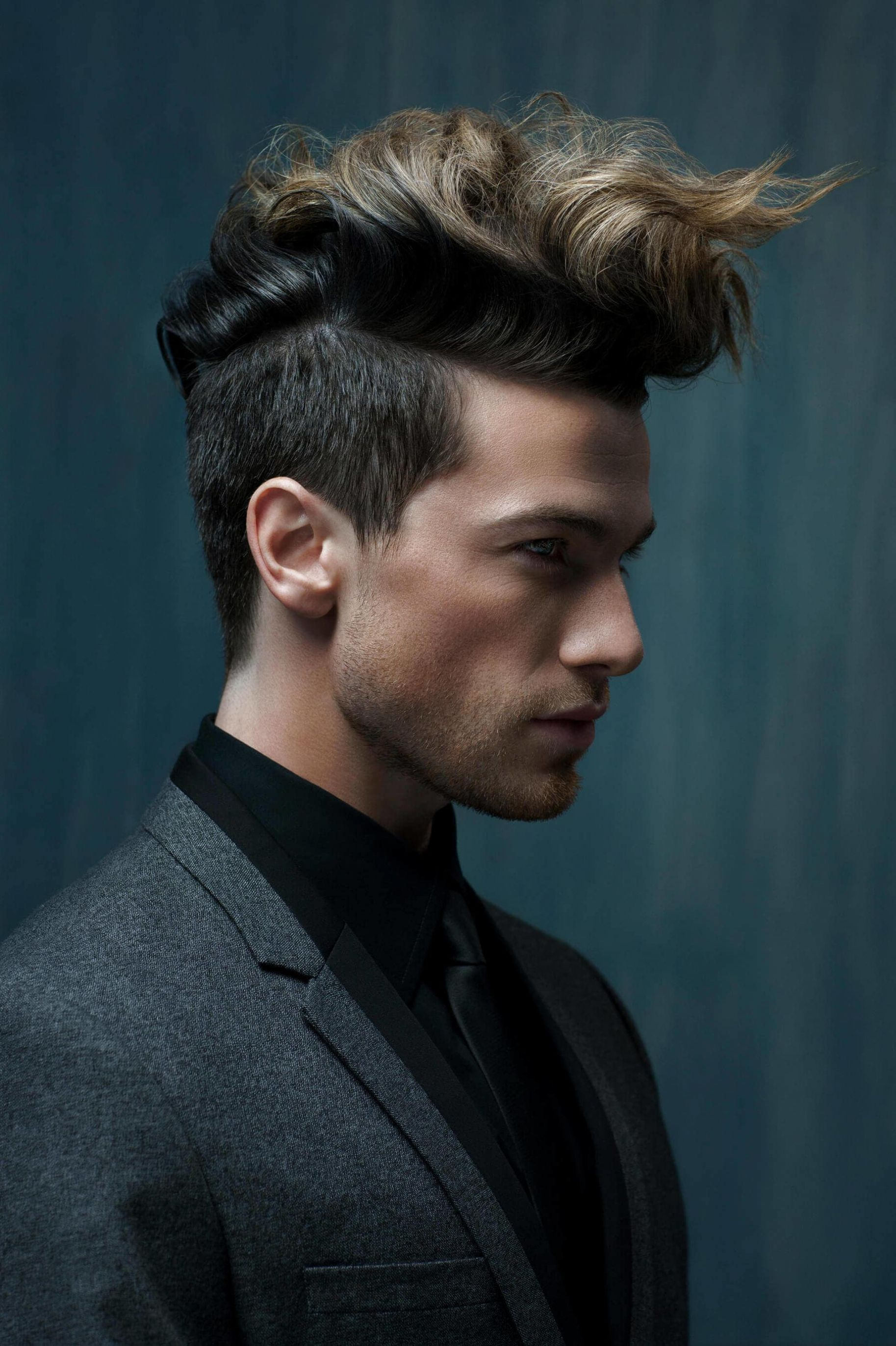 Astonishing Quiff The Latest Acquire Riveting Men Hairstyle Quiff Mens Hairstyles Cool Hairstyles Short Hair Styles