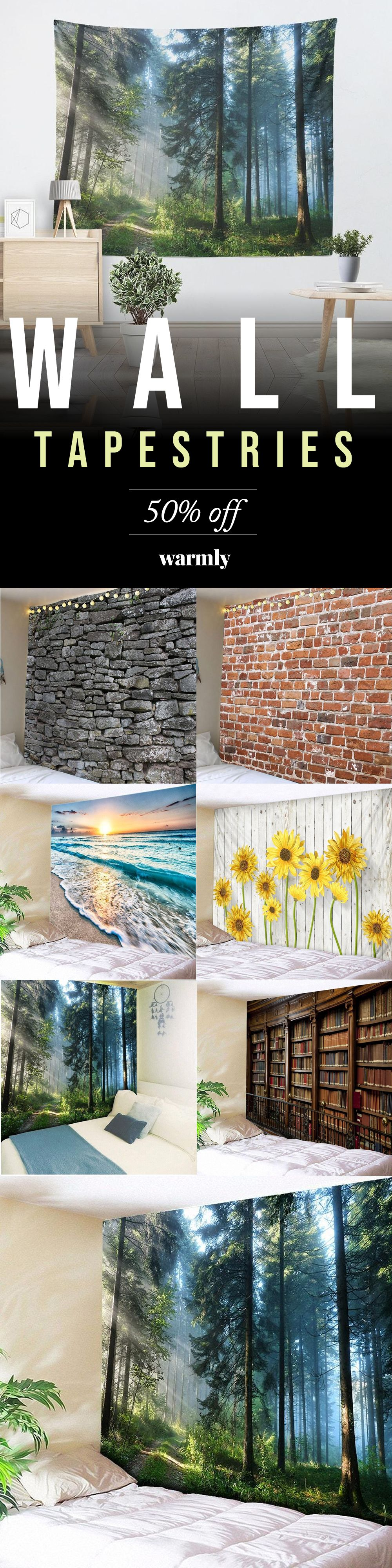 Wall Tapestries #designbuanderie