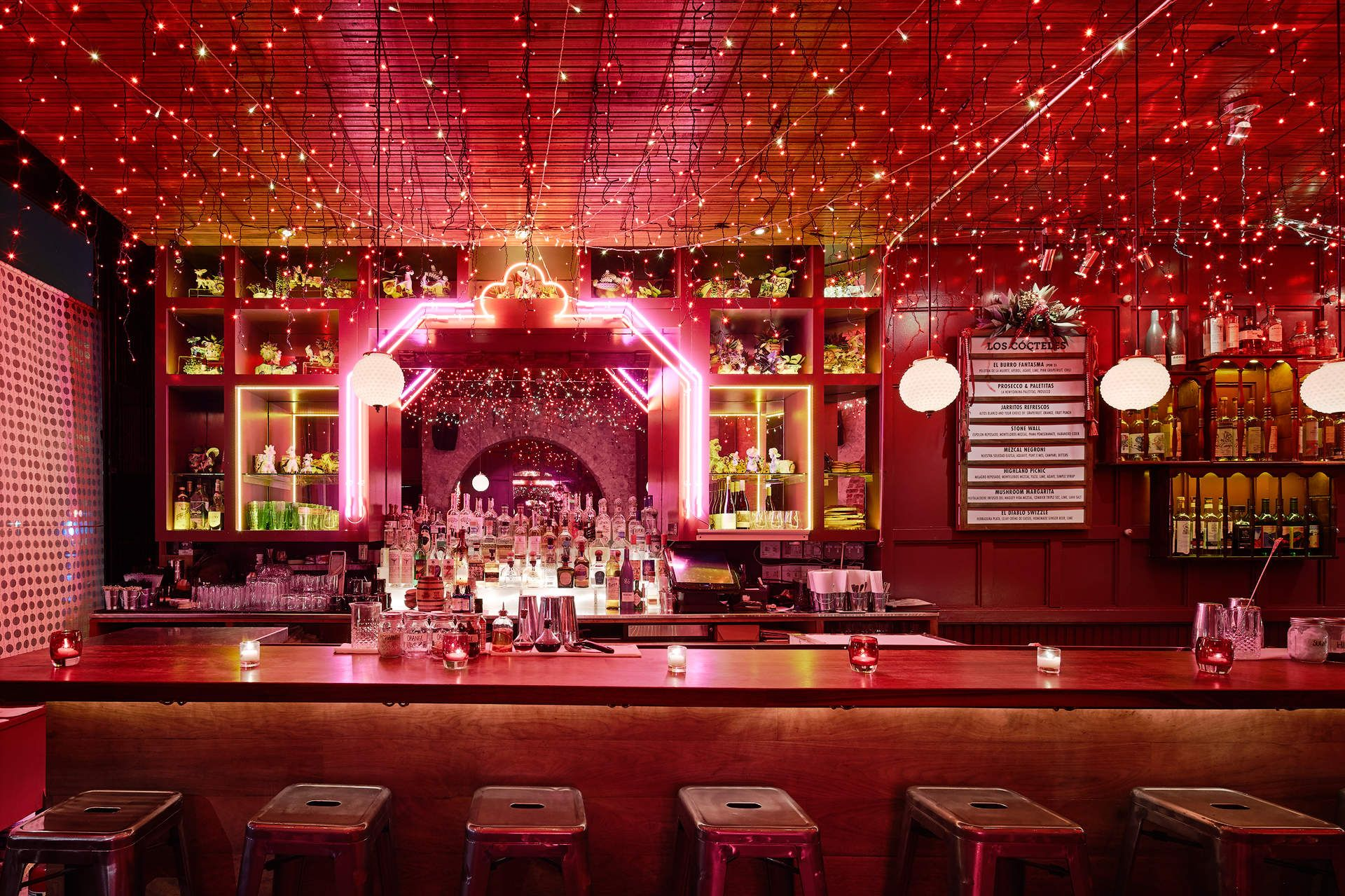 Nyc Bars Birthday Bar