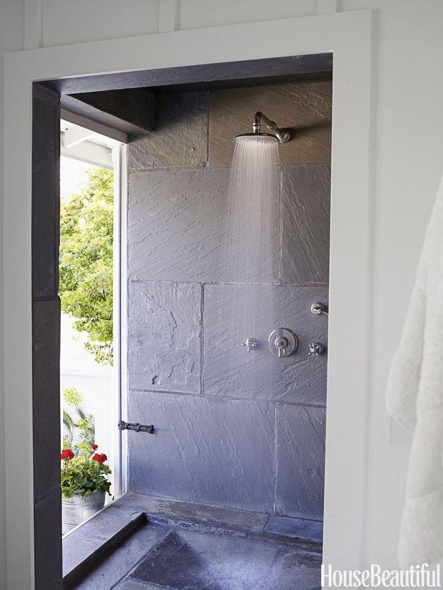 best outdoor shower ideas design inspiration u pictures of