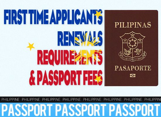 Simple Steps On How To Apply For A Philippine Passport  If YouRe