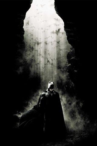 The Entrance To The Batcave Batman Wallpaper Batman Begins Batman Art