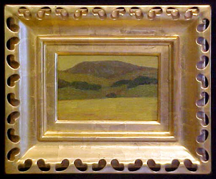 Fine American Art Gold Leaf Frames Restorations And Crosses In Chattanooga Tn Leaf Design American Art Frame