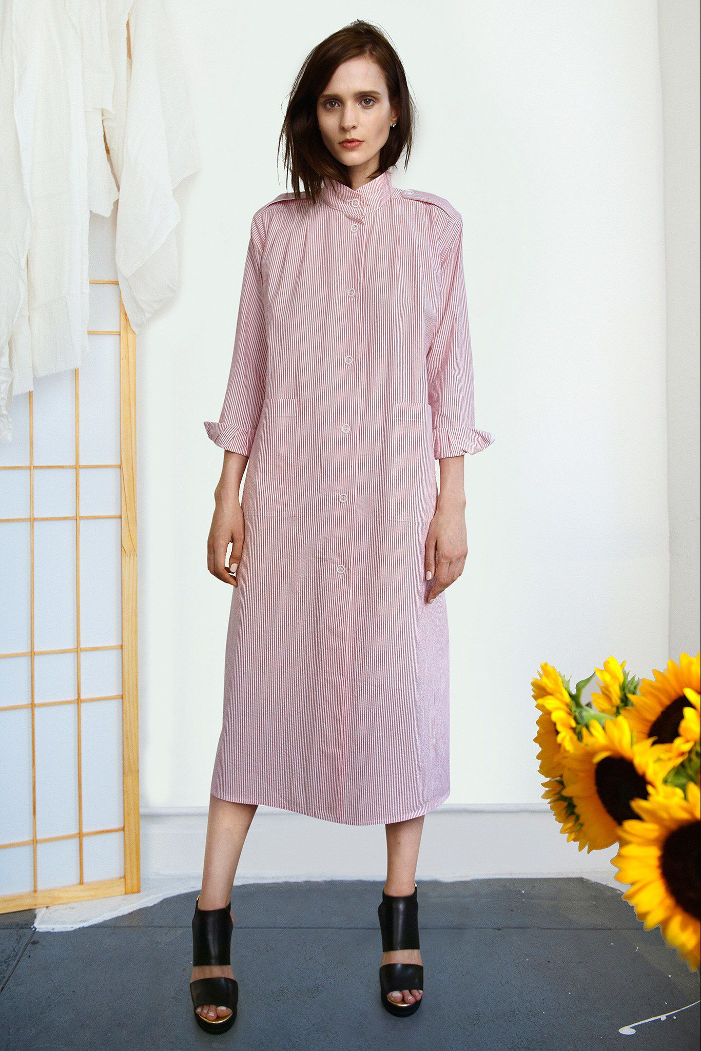 Fashion style Garments Printed in rodebjer prefall for lady